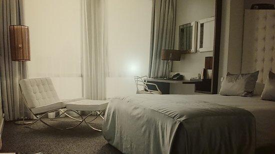 Skotel Amsterdam: the WestCord room