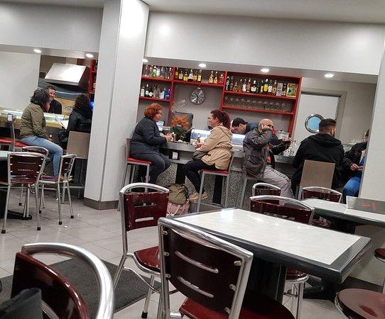 Gay Madrid & the Chueca District: Cerveceria Verdoy in Chueca neighbourhood.
