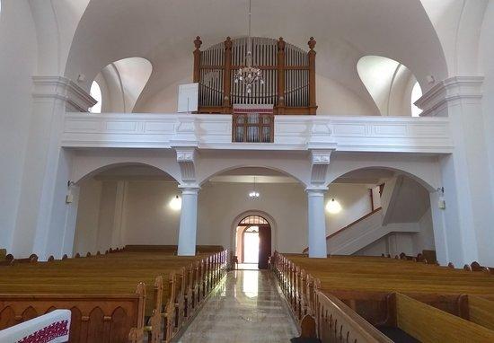 Beregszaszi Reformed Church