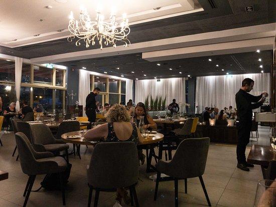Magdalena Restaurant: The restaurant