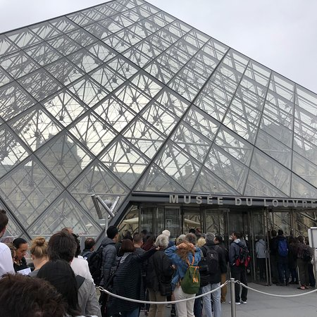 Μουσείο του Λούβρου Φωτογραφία