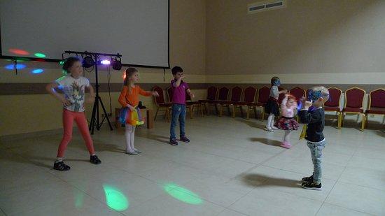 Krasnoye Selo, รัสเซีย: Мини-диско