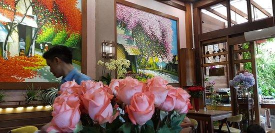 Ferringhi Coffee Garden: More Flowers