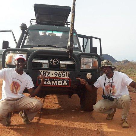 Watamu, Kenya: Tsavo East