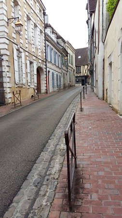 Vieille Ville: Auxerre