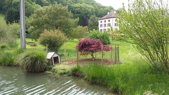 Louhossoa, Frankreich: Domaine de Silencenia