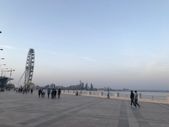 Ferris Wheel: The London Eye of Baku