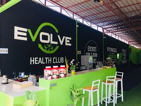 ‪Evolve Health Club‬