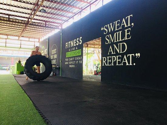Fitness time - Picture of Evolve Health Club, Ko Pha Ngan - TripAdvisor