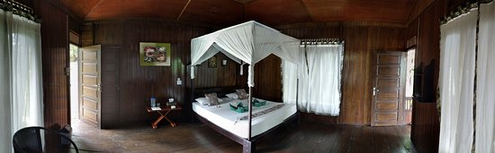 Mamaling Resort Bunaken: The bungalow on the hill