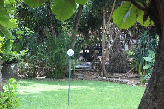 Club Hotel Dolphin: Gardens