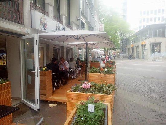 Iserlohn, Duitsland: Neue Sicht auf unser Restaurant !!!! Geräumige gemütliche Atmosphäre für Familien oder Gruppen g