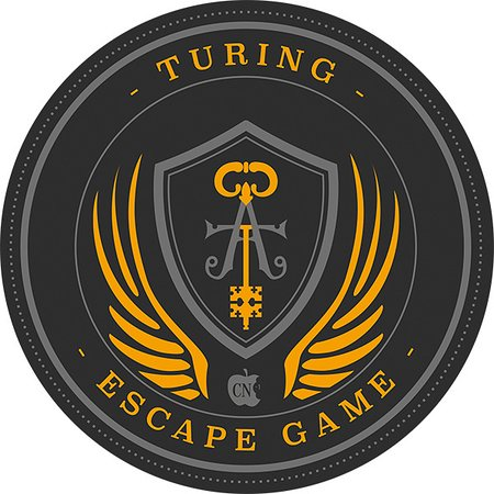 Turing Escape Game