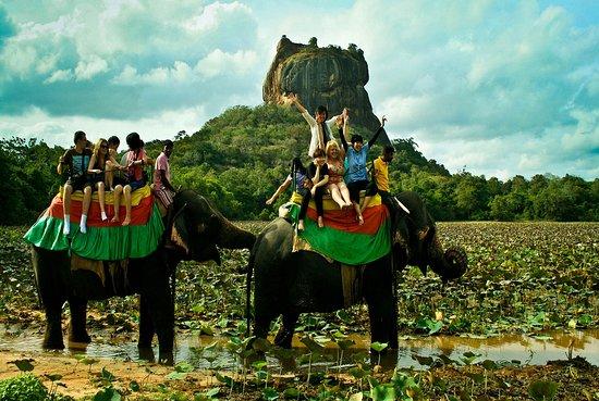 Bentota, Sri Lanka: Sigiriya - Sri Lanka