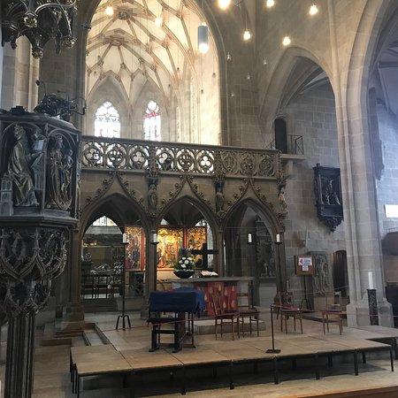 Bilde fra St. George's Collegiate Church, Tubingen