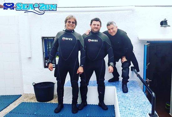 centro de buceo en Cabo de Gata SEA&SUN Diving Sport en La Isleta