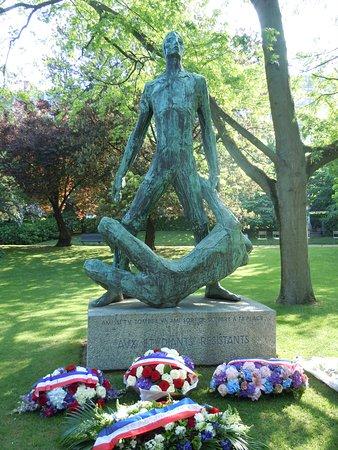 Le Monument aux Etudiants Resistants