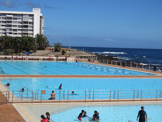View Of Pools Picture Of Sea Point Swimming Pool Cape Town Central Tripadvisor
