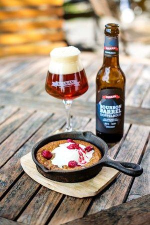 Mendig, Germany: Hot Cookie & Bourbon Barrel Doppelbock