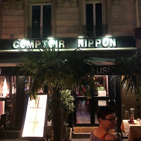 photo1.jpg - Picture of AU COMPTOIR NIPPON, Paris - TripAdvisor on