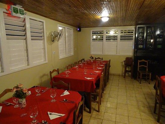 El Buen Sabor: вид зала