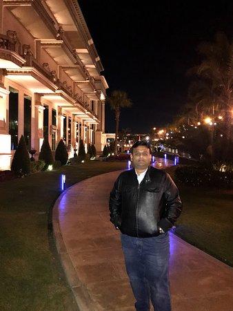 Al Masa Hotel: Garden