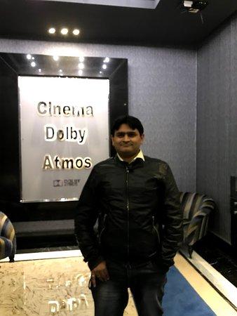 Al Masa Hotel: movie theatre