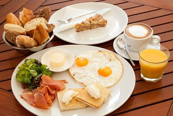 Pension Tara: Breakfast
