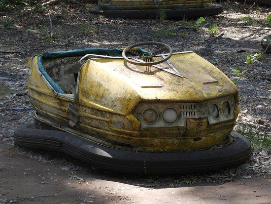 Pripyat, Ουκρανία: Bumper car