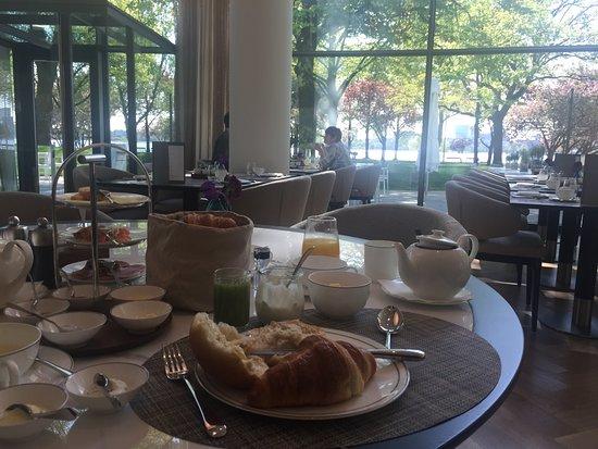 Parkview: Das Frühstück