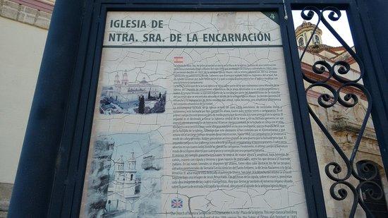 Church of Nuestra Senora de la Encarnacion: IMG_20180512_201024537_large.jpg