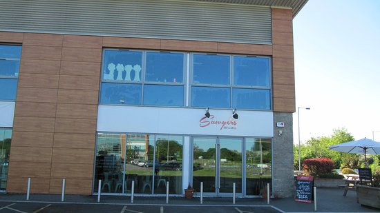 Magor, UK: Sawyers Restaurant Newport East