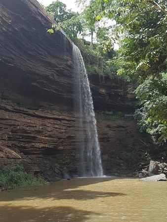 Eastern Region, Ghana: Boti Falls
