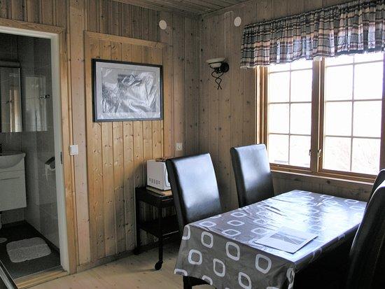 Bogen i Ofoten, Noruega: Cucina e tinello