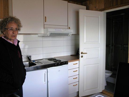 Bogen i Ofoten, Norway: Cucina