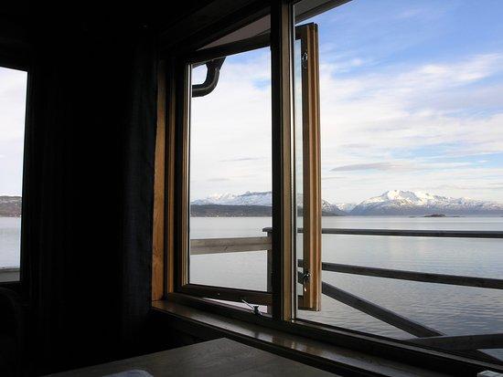 Bogen i Ofoten, Norway: Dal soggiorno