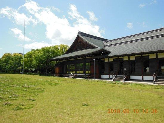 大阪城西之丸庭园