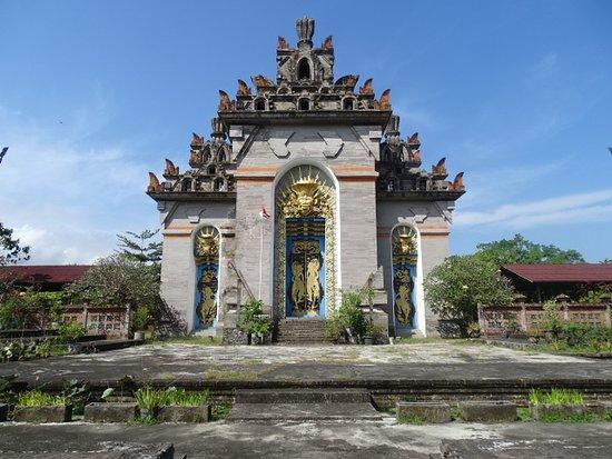 Klungkung, إندونيسيا: Gianyar Nyoman Gunarsa Museum