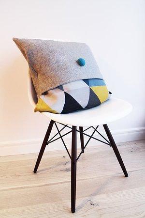 Skúmaskot: Cushions by Interioris