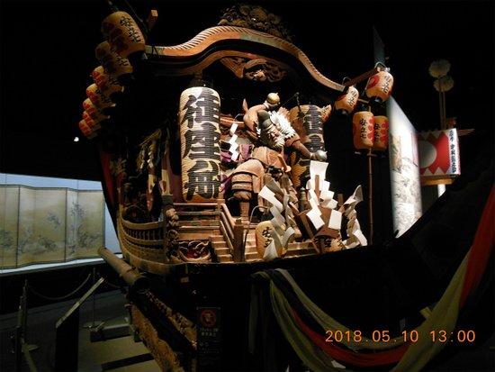 Osaka Museum of History: 展示物