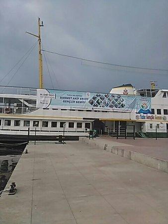 Historic Areas of Istanbul: Tuzla sahillerinde dolaşıyoruz