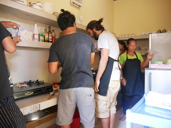 Green Coco Warung: Tasting the flavour