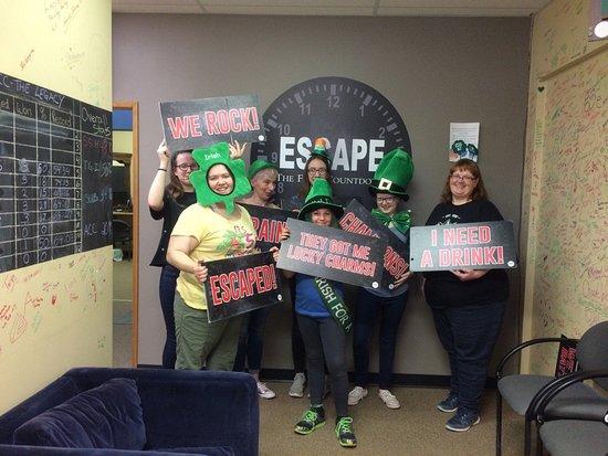 Escape The Final Countdown: Escape The Final Countdown