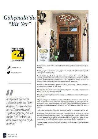 Biyer Kafe Dukkan: Basında mini haberlerimiz...