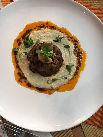 Biyer Kafe Dukkan: Biyer Gastronomi Yarışması yemekleri...