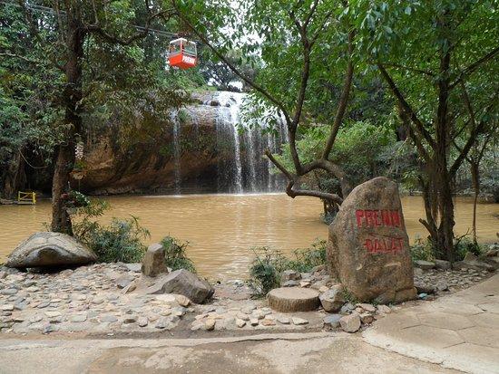 Dalat Vietnam Tours: парк