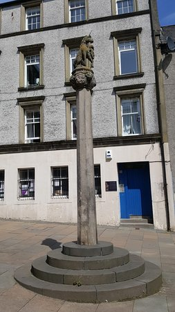 Stirling, UK: Mercat Cross