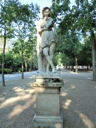 Statue de Velleda