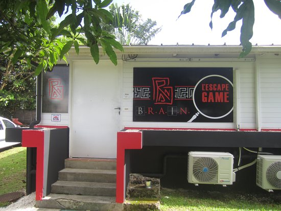 Brain L'Escape Game Martinique