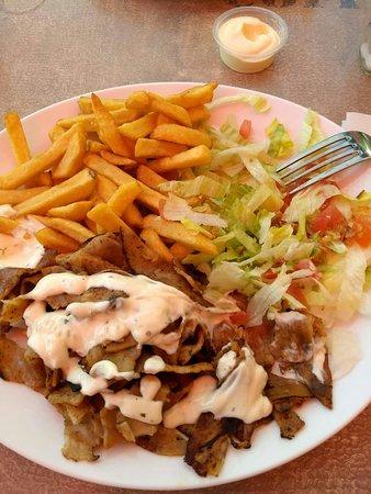 Rieux Minervois, ฝรั่งเศส: Lo Bel Polet snack